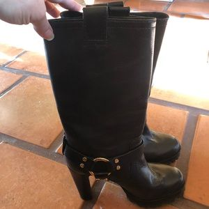 Tory Burch heel boots